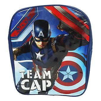 Children's Captain America: Civil War 'Team Cap' Backpack