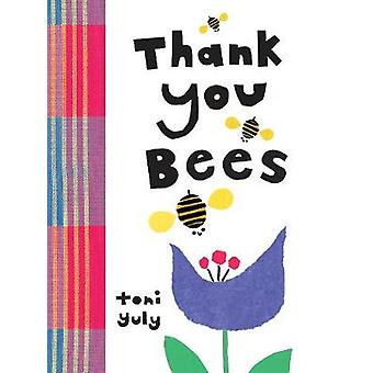 Thank You - Bees by Toni Yuly - 9780763692612 Book