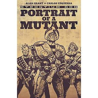 Strontium Dog - Portrait of a Mutant by Alan Grant - John Wagner - Car