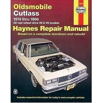 Oldsmobile Cutlass 1974-88 Owner's Workshop Manual (Revised edition)