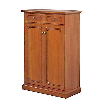 Wooden Shoe rack 5 Adjustable shelves