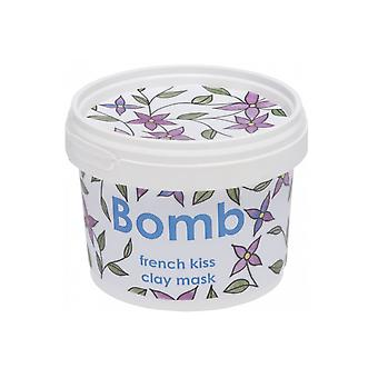 Bomb Cosmetics Clay Mask - French Kiss