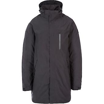 Trespass Mens Shoulton Padded Waterproof Breathable Jacket