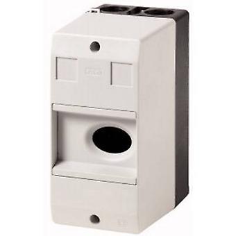 Inhägnad ytmontering, + ställdon (L x b x H) 158 x 80 x 116,5 mm grå Eaton CI-PKZ01 1 dator