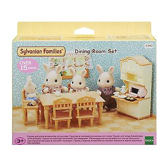 Sylvanian Families 5340 dining room set
