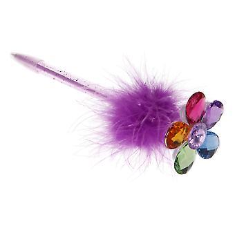Pixie Pony y Amigos Gem Flower Pen (Uno Suministrado)