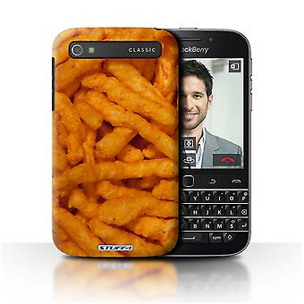 STUFF4 Case/Cover for Blackberry Classic/Q20/Nick Nacks/Snacks