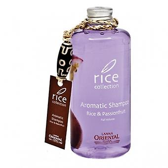 Lanna Oriental Spa rice collection aromatic shampoo 300 ml