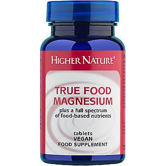 Higher Nature True Food Magnesium, 180 Tablets