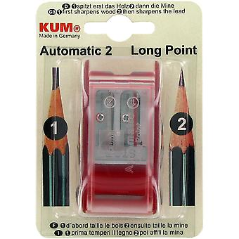 Kum (R) Automatic Long-Point Pencil Shapener- 105-322