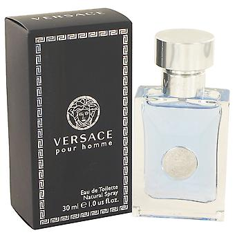 Versace Pour Homme By Versace Edt Spray 30ml