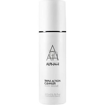 Alpha H Triple Action Cleanser