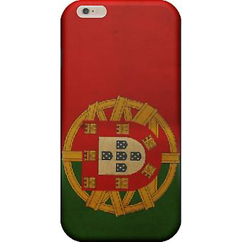 Brandeira cover portugal 6/6S retro for iPhone