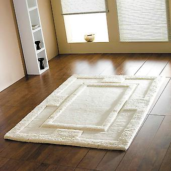 Sierra Apollo Rugs In Ivory - Pure Wool