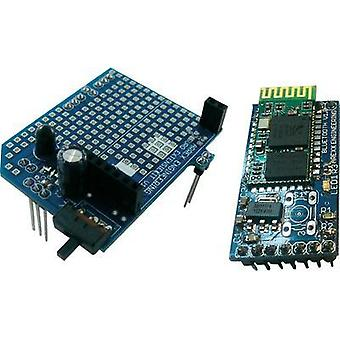 Arexx Bluetooth module ARX-BT4 Suitable for (robot assembly kit): ASURO