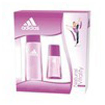 Adidas Game Happy Woman Case Cologne Vapo 75 Ml 30Ml +
