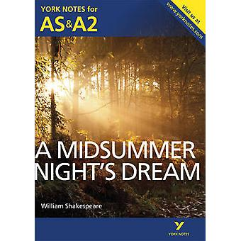 A Midsummer Nights Dream York Notes for AS  A2 by Michael Sherborne