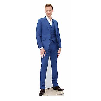 Tom Hiddleston pap påklædningsdukke / Standee / står
