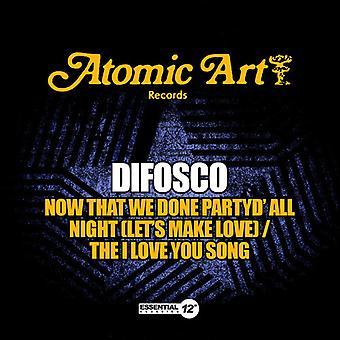 Difosco - 今ではすべての夜アメリカ インポート Partyd をす