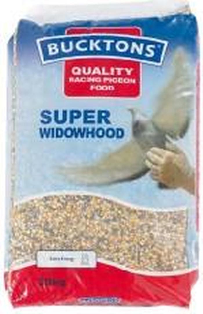 Bucktons Pigeon Super Widowhood 20kg