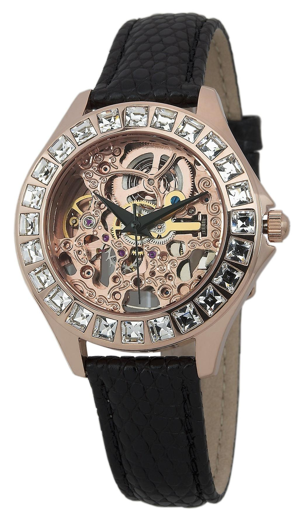 Burgmeister Merida Ladies Automatic Watch BM520-302