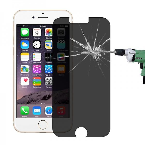 Privacy 0.3 mm armoured glass shock film for Apple iPhone 6 plus 5.5