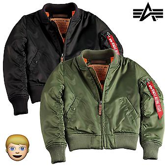 Alpha industries Jack MA-1 VF 59 kinderen