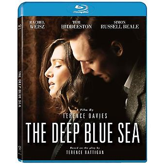 Deep Blue Sea [BLU-RAY] USA importerer