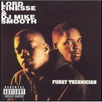 Herren Finesse & DJ Mike Smooth - Funky tekniker [CD] USA import