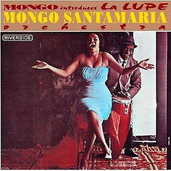 Mongo Santamaria - Mongo Introduces La Lupe [CD] USA import