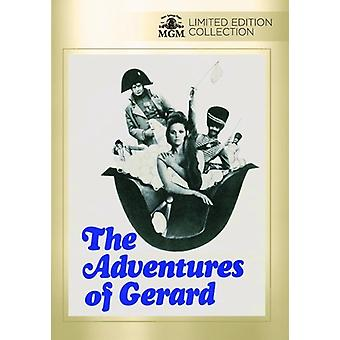 Adventures of Gerard [DVD] USA import