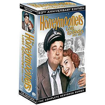 Honeymooners: The Lost Episodes-Complete Series [DVD] USA import