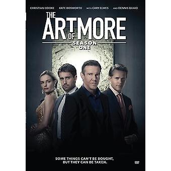 Art of More: Season 1 [DVD] USA import