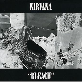 Nirvana - blegemiddel [CD] USA importerer