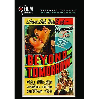 Beyond Tomorrow [DVD] USA import