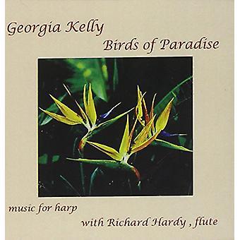 Georgia Kelly with Richard Hardy - Birds of Paradise [CD] USA import