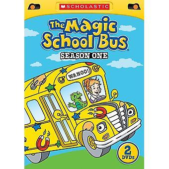 Magic School Bus: Stagione 1 importazione USA [DVD]