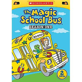 Magic School Bus: Säsong 1 [DVD] USA import
