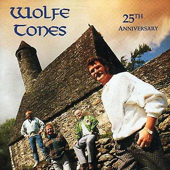Wolfe Tones - 25th Anniversary [CD] USA import