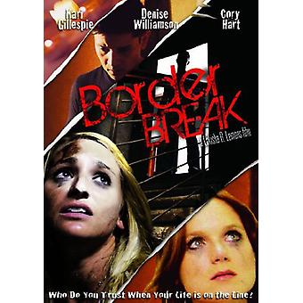 Grænsen bryde [DVD] USA importerer