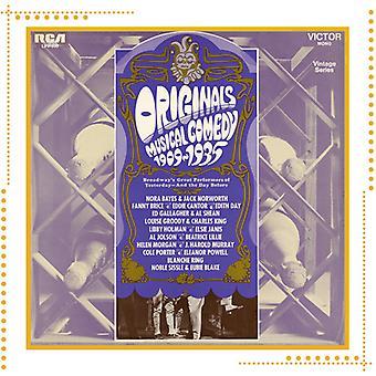 Original - original: Musik komedi 1909-1935 [CD] USA import