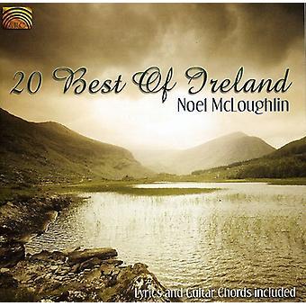Noel McLoughlin - 20 Best of Ireland [CD] USA import