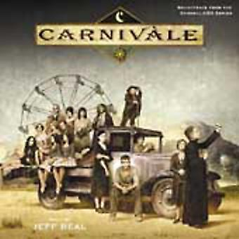 Jeff Beal - Carniv Le (Soundtrack From the Original HBO Series) [CD] USA import