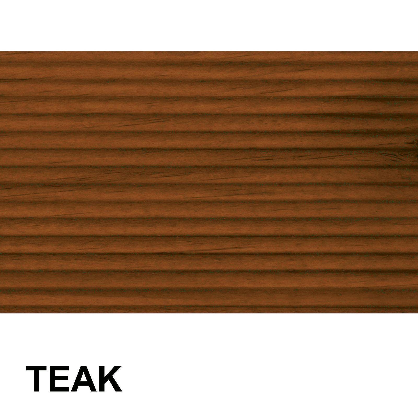 Ronseal Ultimate protezione Decking olio da 5 litri - Teak