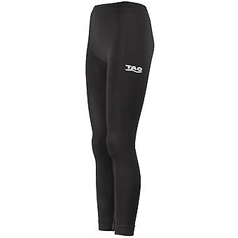 TAO dame tørre lange tights undertøj sort - artikel 88016-700