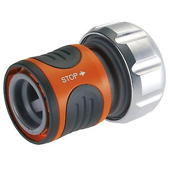 Gardena Stop Premium Connector 19 Mm (3/4  And 16 Mm (5/8 )