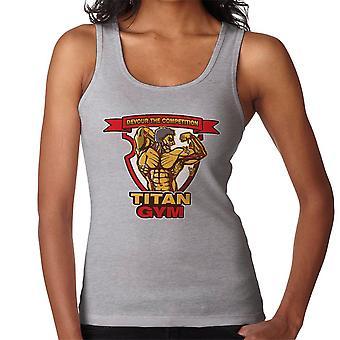 Titan fitness angreb på Titan kvinder Vest