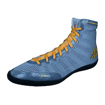 adidas Adizero Wrestling XIV Mens Wrestling Shoes / Trainers - Grey