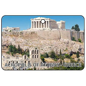 Acropolis Of Athens - Greece Car Air Freshener