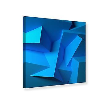 Lona impressão 3D Abstraction